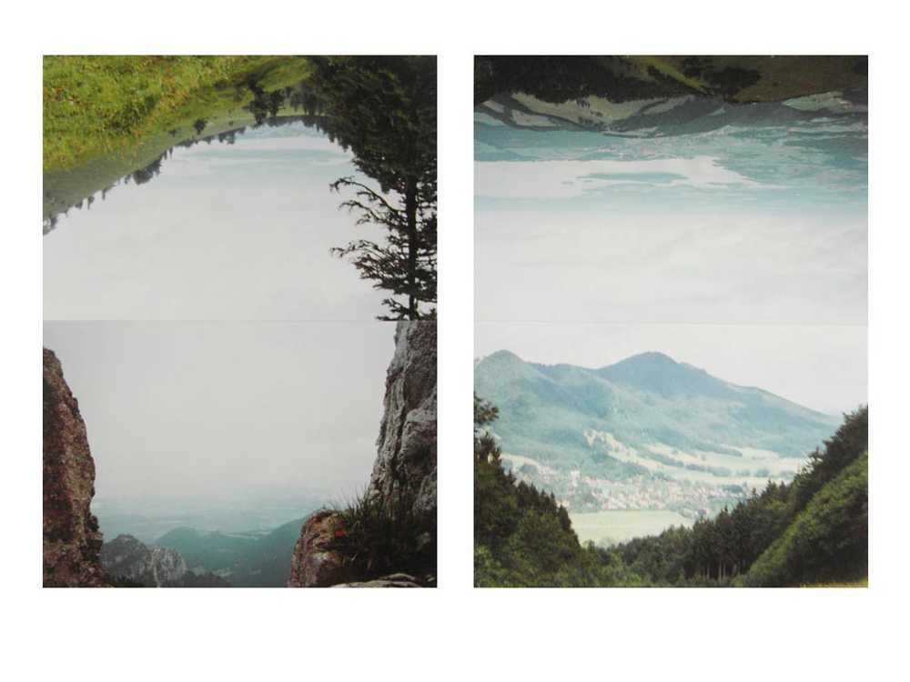 1998 I, II, Fotografie, je 80 x 60 cm, 2015, Dominik Geis