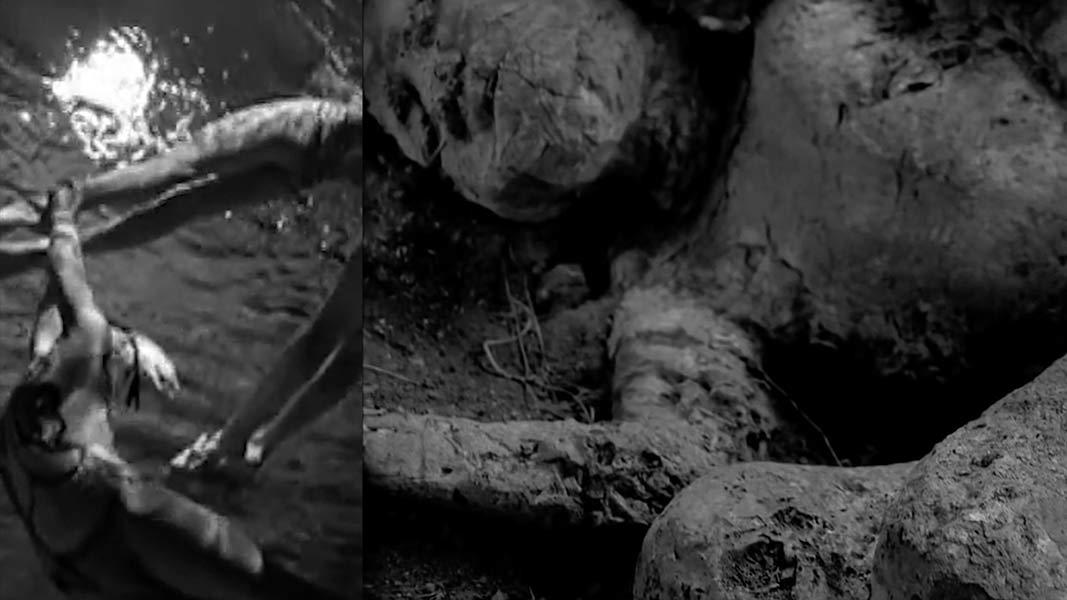 Bodies of Pompeji, Found-Footage-Videocollage, 10:20 Min., Dominik Geis