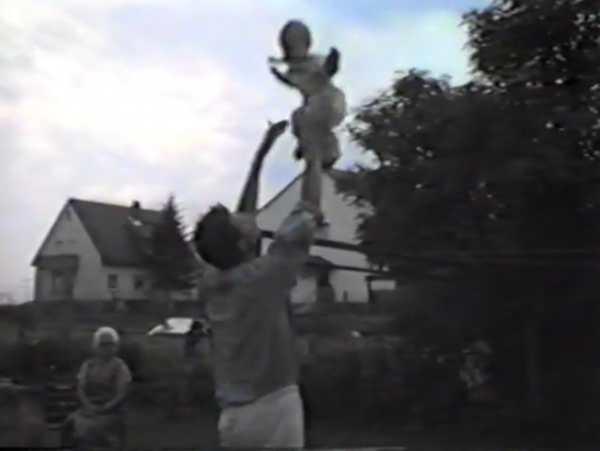 o.T.(1985), video, 4:3, Loop, 2013, Dominik Geis