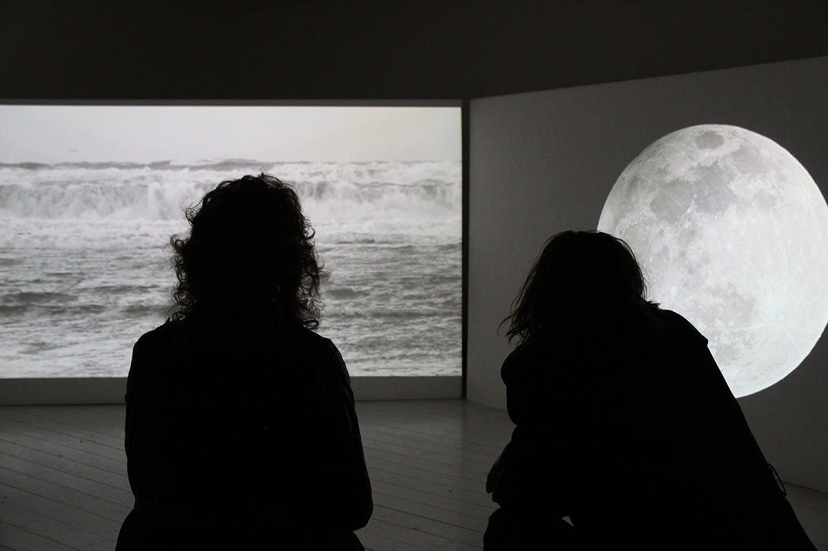 The 'me' in motion, Ausstellungsansicht, 2015, Dominik Geis