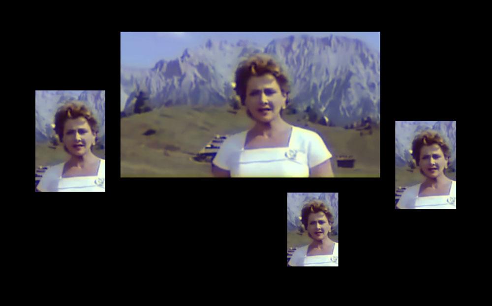 truth or dare, Found-Footage-Videocollage, 2019, Dominik Geis
