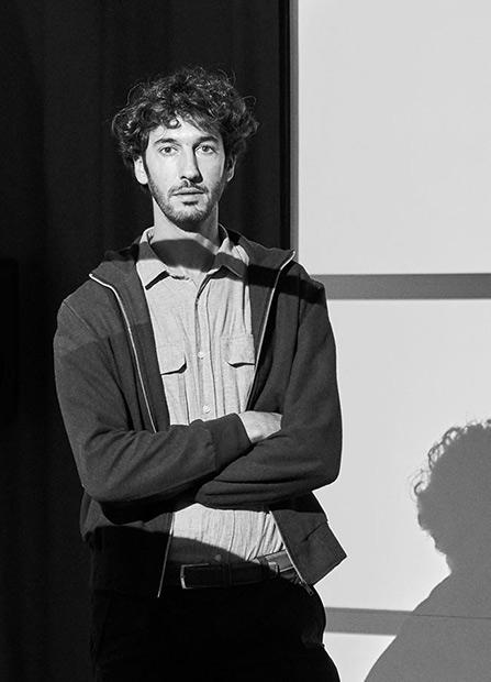 Portrait, Dominik Geis